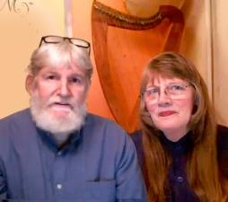Ezekiel and Clare