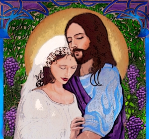 Jesus & His Bride