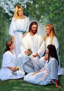 Jesus-and-Women
