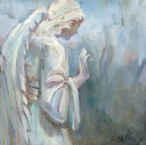 other_still_life_still_life_st_gertrude_s_angel__mission_garden_angel_painting_f972d1ec2cd87f9d37ec92d1f1590808