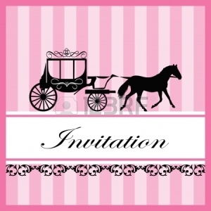 24522058-vintage-invitation-card-with-horse-carriage-decoration