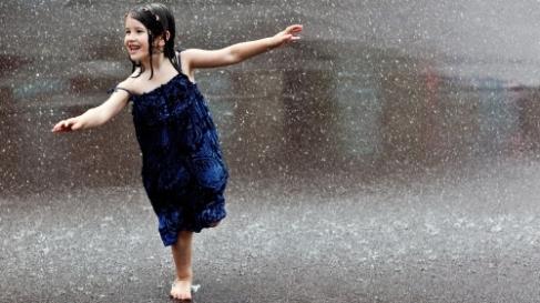 Pitter-Patter-Raindrops