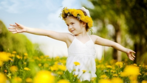 dancing-in-a-field-of-yellow-flowers